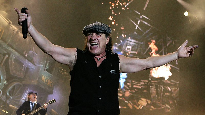 Brian Johnson's height, weight and age
