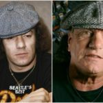 Brian Johnson's height, weight. Life of Hard rock and racing