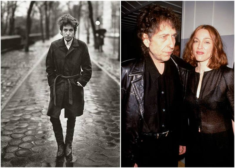Bob Dylan's height, weight and age