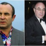 Bob Hoskins' height, weight. Success without formal education