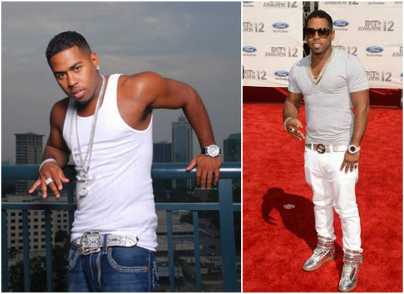 Singer Bobby V's height, weight an age