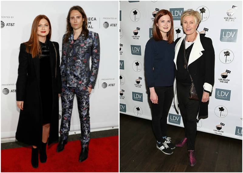 Bonnie Wright's height, weight and body measurements