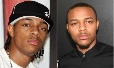Bow Wow's eyes and hair color
