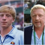 Boris Becker's height, weight. His fall from the peak of success