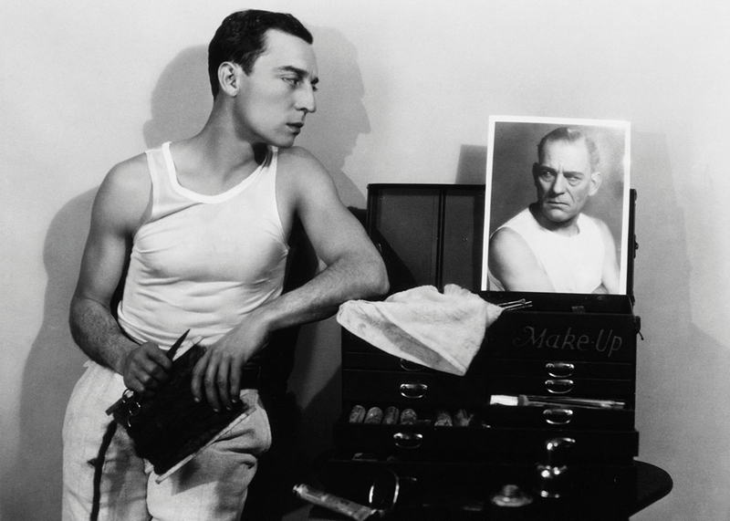 Buster Keaton's height, weight and age