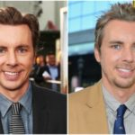 Dax Shepard's height, weight. He Loves pizza but still in good shape
