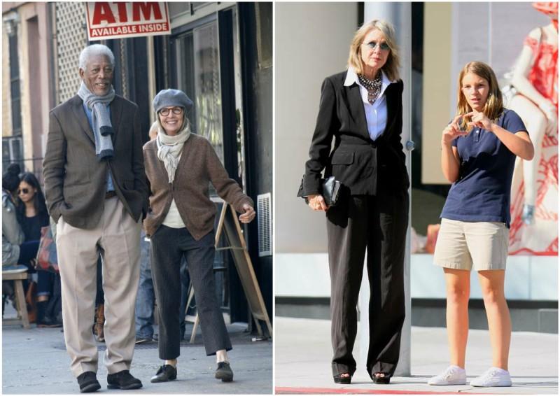 Diane Keaton's height, weight and age