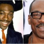 Eddie Murphy's height, weight. His new ripped figure