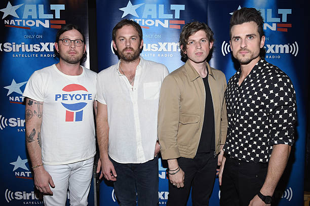Caleb Followill's height, weight and age