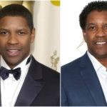 Denzel Washington's height, weight. Sculpted body at 63