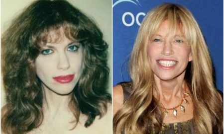Carly Simon's eyes and hair color