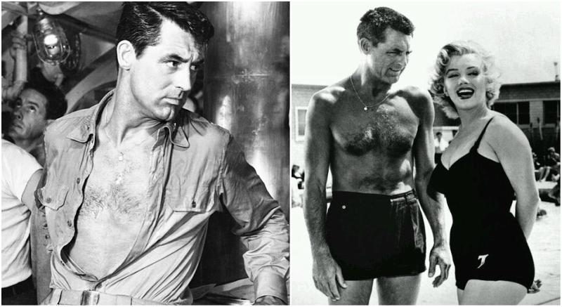 Cary Grant's height, weight and age