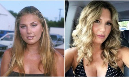 Daisy Fuentes' eyes and hair color
