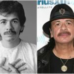 Carlos Santana's height, weight. His style and body changes