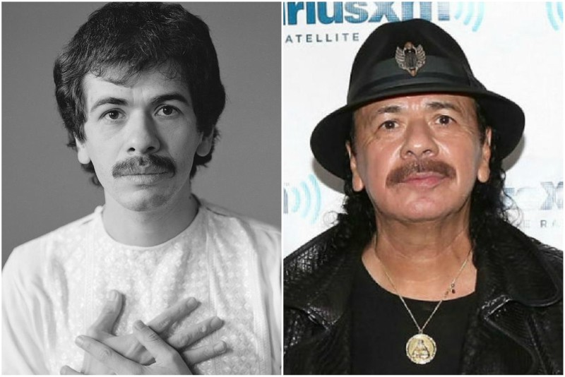 Carlos Santana S Height Weight His Style And Body Changes