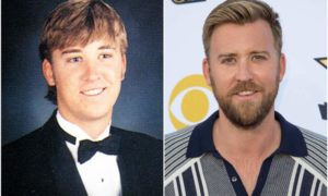 Charles Kelley's eyes and hair color
