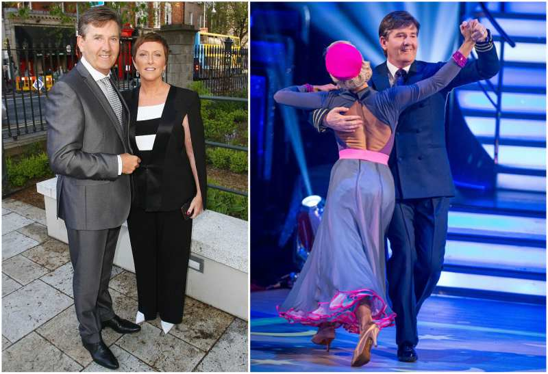 Daniel O'Donnell's height, weight and age