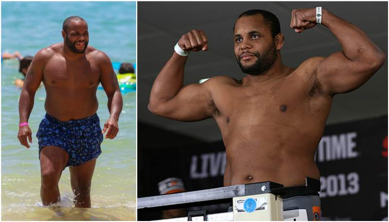 Daniel Cormier's height, weight and age