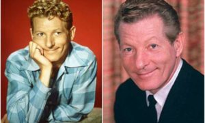 Danny Kaye's height, weight and age