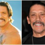 Danny Trejo's height, weight. Over 70 and extremely fit