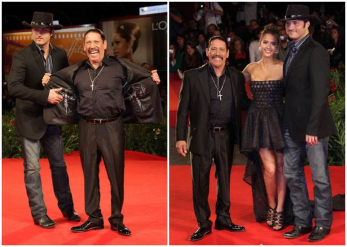 Danny Trejo's height, weight and age