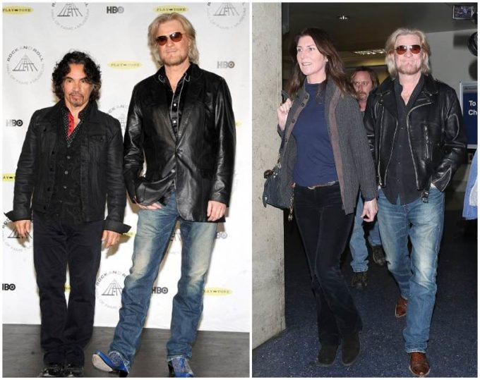 Daryl Hall's height, weight  and age