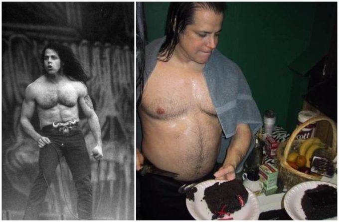 Glenn Danzig's height, weight and age