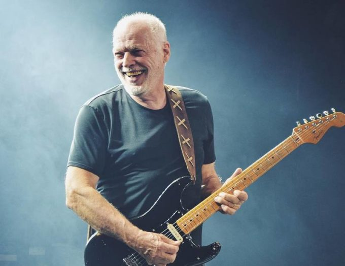 David Gilmour's height, weight and age