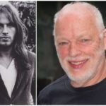 David Gilmour's height, weight. Active over 70