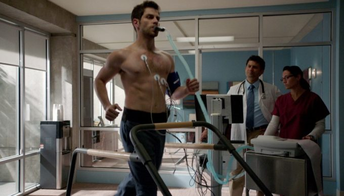 David Giuntoli's height, weight and body measurements