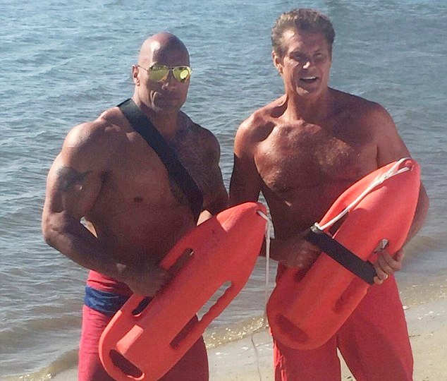 David Hasselhoff's height, weight and age