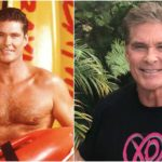 David Hasselhoff's height, weight. His fitness challenges