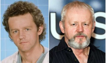 David Morse's eyes and hair color