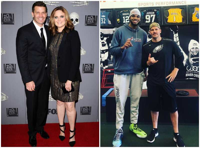 David Boreanaz's height, weight and secret to a sculpted ...