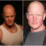 Derek Mears' height, weight. His workout routine
