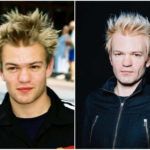 Deryck Whibley's height, weight. His journey to a healthier life