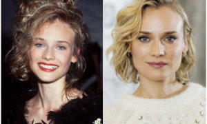 Diane Kruger's height, weight and age