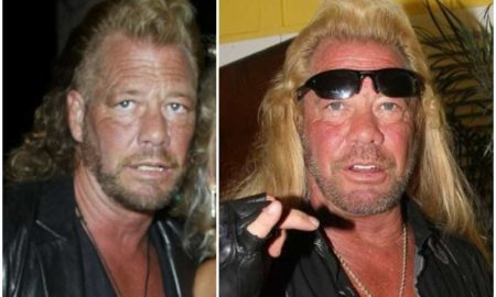 Duane Dog Chapman's eyes and hair color