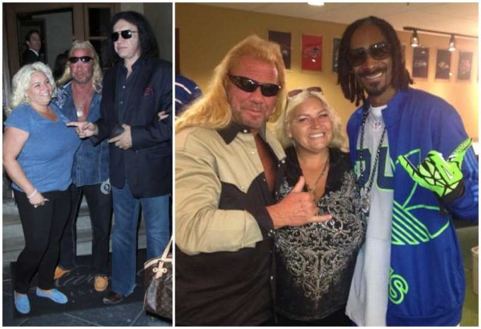 Duane Dog Chapman's height, weight and age