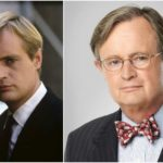 David McCallum's height, weight. His career success