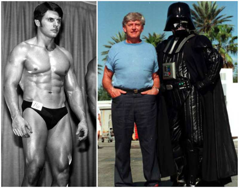 David Prowse's height, weight and age