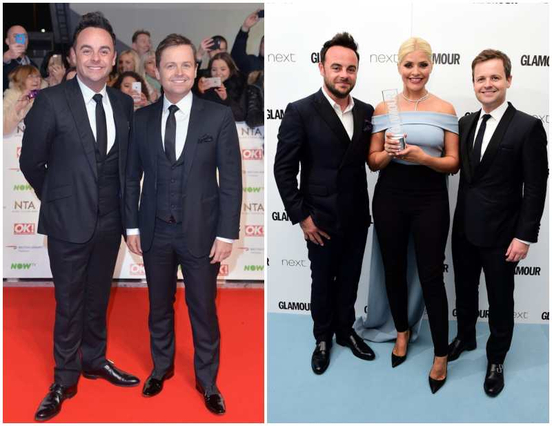 Declan Donnelly's height, weight and age