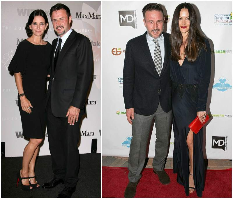 David Arquette's height, weight and age
