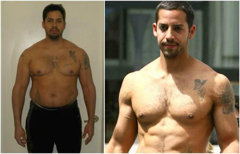 David Blaine's height, weight and age