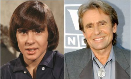 Davy Jones' eyes and hair color