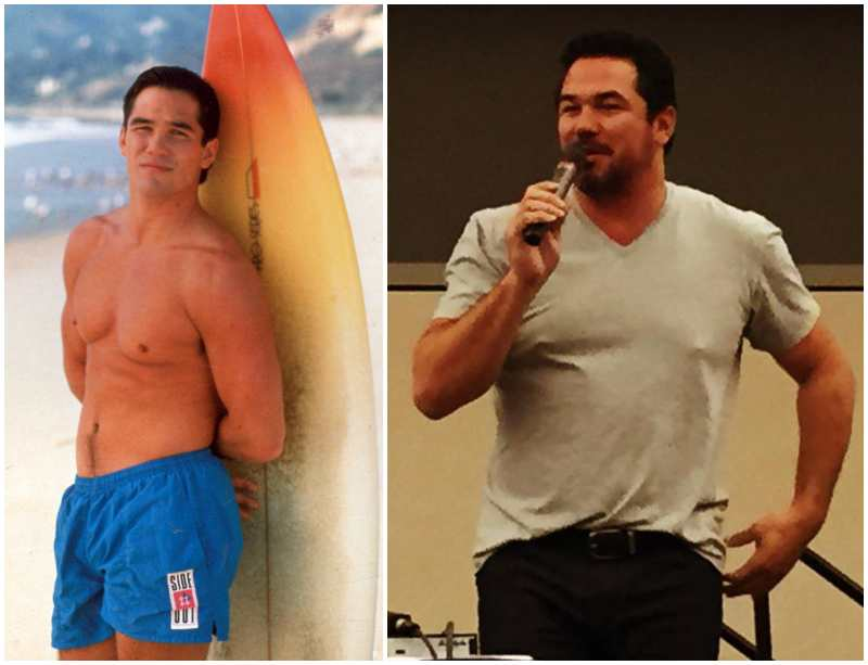 Dean Cain's height, weight and age