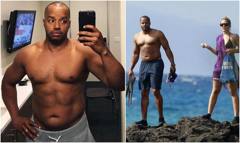 Donald Faison's height, weight and age