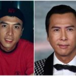 Donnie Yen's height and weight. World Wu Shu champion