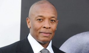 Dr. Dre's eyes and hair color