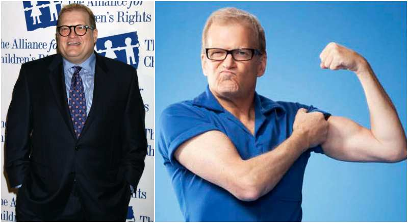 Drew Carey's height, weight and age